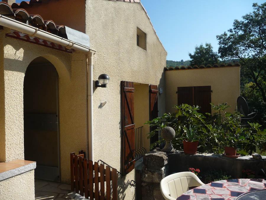 Foto s rond het huis vakantiehuis lodeve - Deco entree in het huis ...