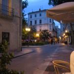 avond Montpellier